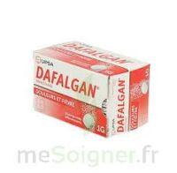 DAFALGAN 1000 mg Comprimés effervescents B/8 à Cavignac