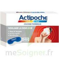 Actipoche Masque Thermique Yeux Et Tempes B/1