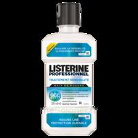 Listerine Professionnel Bain bouche traitement sensibilité 500ml à Cavignac