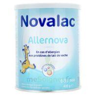 NOVALAC EXPERT ALLERNOVA Aliment infantil B/400g à Cavignac