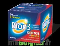 Bion 3 Défense Junior Comprimés à croquer framboise B/30 à Cavignac