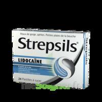 Strepsils lidocaïne Pastilles Plq/24 à Cavignac