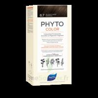 Phytocolor Kit Coloration Permanente 6.7 Blond Foncé Marron à Cavignac