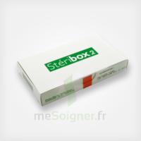 Stéribox Kit prévention et hygiène pour les toxicomanes avec seringues 100UI/ml à Cavignac