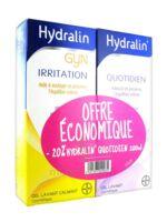 Hydralin Quotidien Gel Lavant Usage Intime 200ml+gyn 200ml à Cavignac