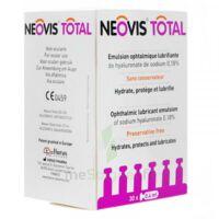 Neovis Total Solution Ophtalmique Lubrifiante Pour Instillation Oculaire 30 Unidose 0,4ml à Cavignac