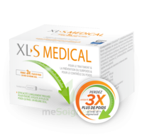 Xl-s Médical Comprimés Capteur De Graisses B/60 à Cavignac