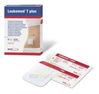 Leukomed T Plus Pansement adhésif stérile avec compresse transparent 5x7,2cm B/5 à Cavignac