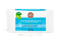 Gifrer Lingette biodégradable Eau Thermale bébé Paquet/60