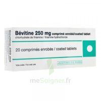 Bevitine 250 Mg Cpr Enr Plq/20 à Cavignac