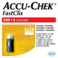 Accu-chek Fastclix Lancettes B/204 à Cavignac