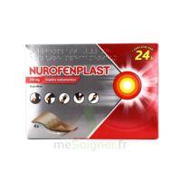 NUROFENPLAST 200 mg Emplâtre médic 4Sach à Cavignac