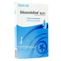 Desomedine 0,1 % Collyre Sol 10fl/0,6ml à Cavignac