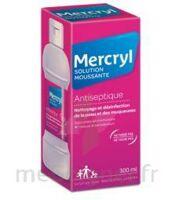 Mercryl Solution Pour Application Cutanée Moussante Blanc Fl/300ml à Cavignac