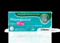 Phloroglucinol Mylan 80 Mg, Comprimé Orodispersible à Cavignac