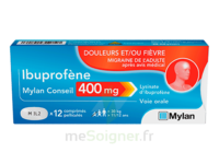 Ibuprofene Mylan Conseil 400mg, Comprimés Pelliculés à Cavignac