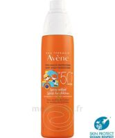 Avène Eau Thermale Solaire Spray Enfant 50+ 200ml à Cavignac