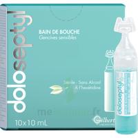 Doloseptyl Bain Bouche 10 Unidoses/10ml à Cavignac