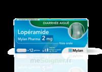 LOPERAMIDE MYLAN PHARMA 2MG, gélules à Cavignac