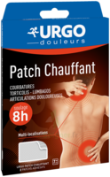 Patch Chauffant Decontractant Urgo X 2 à Cavignac