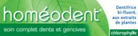 Boiron Homéodent Soin Complet Dents Et Gencives Pâte Dentifrice Chlorophylle 2t/75ml à Cavignac