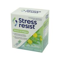 Stress Resist Poudre Stress & Fatigue 30 Sticks à Cavignac