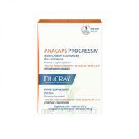 Ducray Anacaps Progressiv Trio 3x30gélules à Cavignac