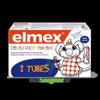 Elmex Duo Dentifrice Enfant, Tube 50 Ml X 2 à Cavignac