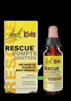 RESCUE® KIDS Compte-gouttes - 10 ml à Cavignac