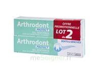 Pierre Fabre Oral Care Arthrodont Protect Dentifrice Lot De 2 X75ml à Cavignac