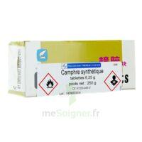 Cooper Camphre Tablettes 250g à Cavignac