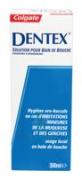 Dentex Solution Pour Bain Bouche Fl/300ml à Cavignac