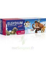 Elgydium Age De Glace Pâte Dentifrice Fraise Givrée Kids 2/6ans 50ml à Cavignac