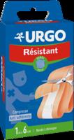 Urgo Résistant Pansement Bande à découper Antiseptique 6cm*1m à Cavignac