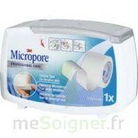 Micropore Sparadrap Microporeux 25mmx5m DÉvidoir à Cavignac