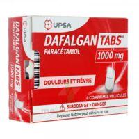 DAFALGANTABS 1 g Cpr pell Plq/8 à Cavignac
