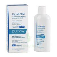 Ducray Squanorm Shampooing Pellicule Grasse 200ml à Cavignac