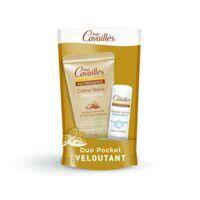 Rogé Cavaillès Nutrissance Pocket Crème Mains Douceur + Baume Lèvres Réparateur 30ml + 5,5g Edition Limitée à Cavignac
